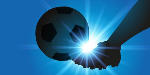 FOOT - footballeur - tir