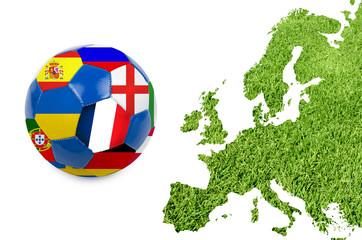 Euro cup symbol