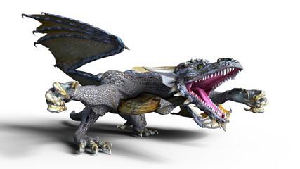 Foto op Aluminium Draw ドラゴン