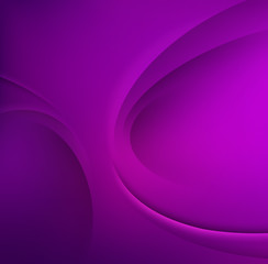 Purple vector Template Abstract background with curves lines and shadow. For flyer, brochure, booklet,websites design