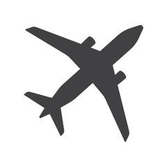 Plane icon,