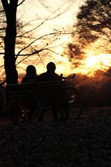 夕焼け公園