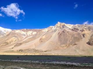Sarchu camp landscape, Manali-Leh, Ladakh, India