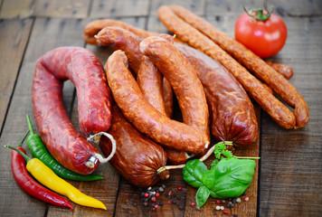 Salami Wurst