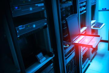 Storage servers in data room Domestic Room