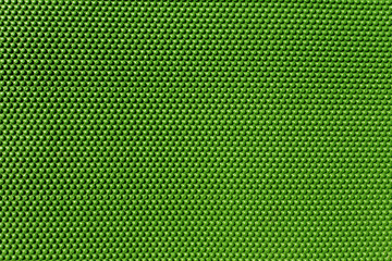 Green metal wall texture.