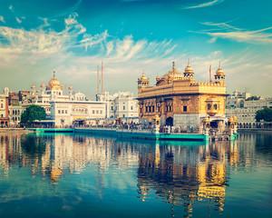 Foto op Canvas Berlijn Golden Temple, Amritsar