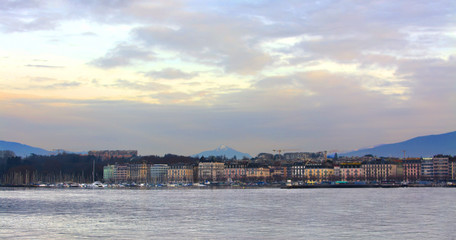 Geneva, Lakeside