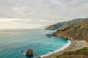 Highway 1 Drive California