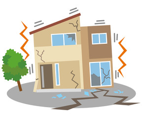 地震 家 住宅