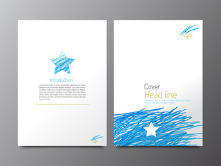 Design artwork template for general use