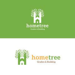 home tree logo.