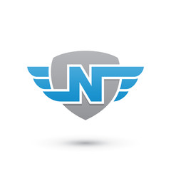 N Wing Logo