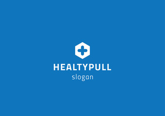 Medical Logo - Healthy Company
