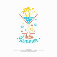The image Hello Summer