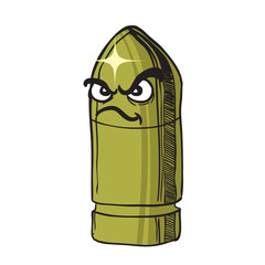 angry bullet
