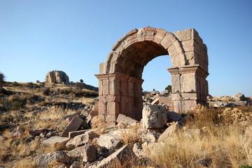 'Konya, Bozkır Zengibar' Castle
