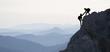 dağcılık yardımlaşması & zirve başarısı