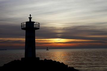 Lighthouse,landcape