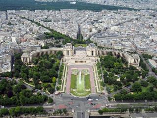 Paryż - Palais de Chaillot