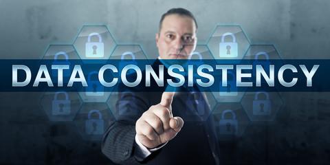 Information Manger Pushing DATA CONSISTENCY