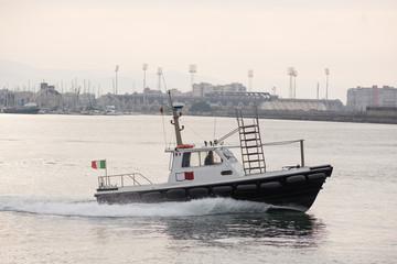 Generic pilot boat