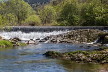 Rivière la Moselotte
