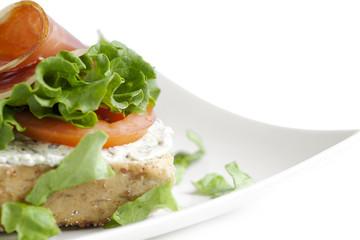 macro sandwich