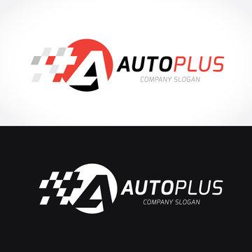 Super speed logo. Car logo. Automotive logo.vector logo template.