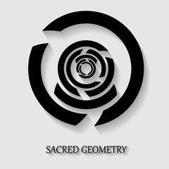 sacred geometry element