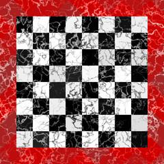 Marble Checkeredboard
