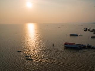 Tonle Sap lake (Cambodia)