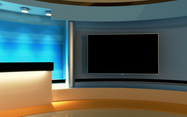 Studio The perfect backdrop for any green screen or chroma key video production, and design 3D. 3D visualisation