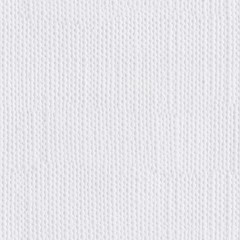 White canvas fabric as background. Seamless square texture. Tile ready.