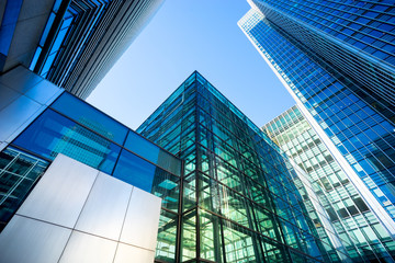 Skyscrapper Office business building London