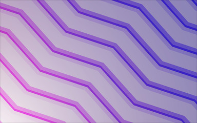 line Zigzag Purple art background abstract vector pan tone
