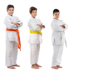 Judo Child Sequence