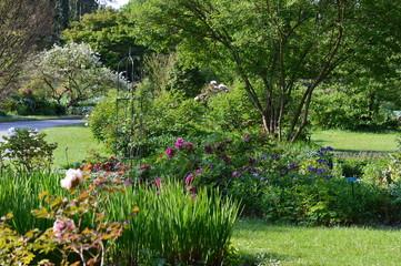 Photos illustrations et vid os de espace vert for Entretien jardin valence