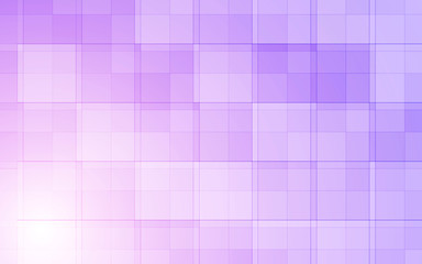 square Purple color and pink color background abstract art vector pan tone