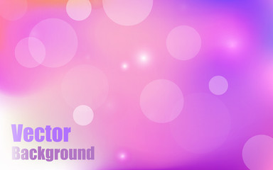 Purple color and pink color background abstract art vector pan tone