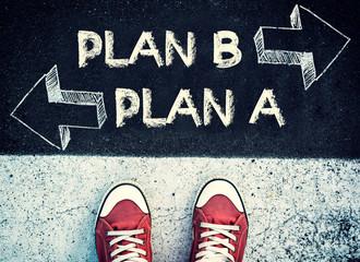 Plan a and b dilemma
