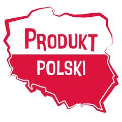 Obraz Produkt polski - fototapety do salonu