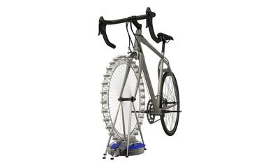 Bicicletta da corsa, ciclismo, gare