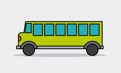 bus concept isolated design