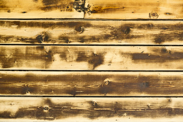 Texture di assi di legno colorati