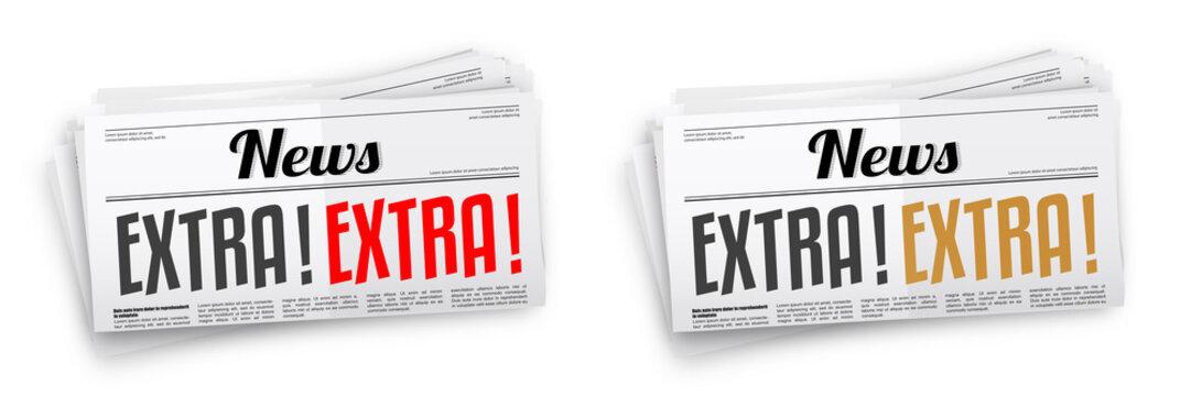 Extra news !