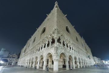 Fototapete - Doge's Palace, Venice, Italy