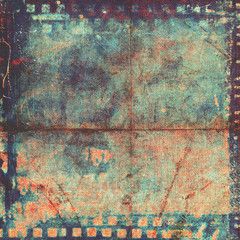film strip texture background