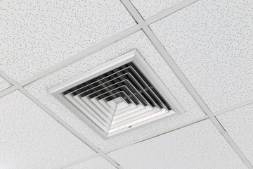 Ceiling Mounted Air Conditioner.