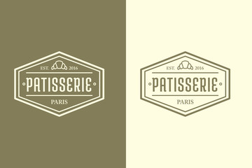 Patisserie - Logo